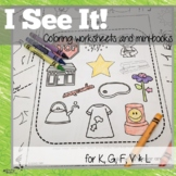 I See It! for language and articulation of L, K, G, F and V