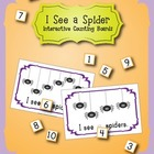 I See a Spider:  Interactive Counting Boards