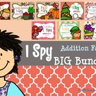I Spy Addition Facts ~BIG Bundle!~