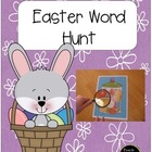 I Spy Easter Word Hunt
