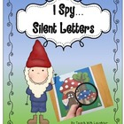 I Spy Silent Letters