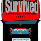 """I Survived Hurricane Katrina, 2005"" (Chapters 1-4 Pack)"
