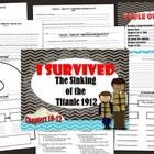 I Survived... Titanic (Ch. 10-12)