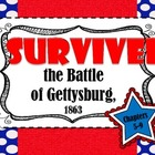 I Survived the Battle of Gettysburg, 1863 (Chapters 5-9)