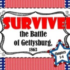 I Survived the Battle of Gettysburg,1863 (Chapters 1-4)