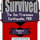 I Survived the San Francisco Earthquake, 1906 (Chapters 5-9)