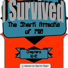 I Survived the Shark Attacks of 1916 (Chapters 10-12)
