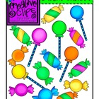 I Want Candy {Creative Clips Digital Clipart}