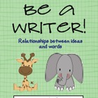 I Will be a Writer