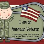 I am an American Veteran (emergent reader)