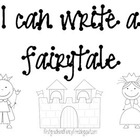 I can write a fairytale