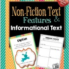 I can write a research paper! Non-fiction text Features/In