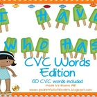 I have Who Has: CVC Words Edition