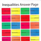 I have who has game for writing inequalities