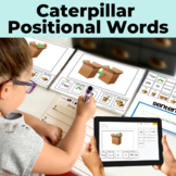 Prepositions: Adapted Book Special Education Autism SPEECH
