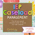 IEP Caseload Management { Tribal } - Ultimate IEP Special