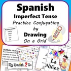 IMPERFECT TENSE: Draw the Correct Conjugation