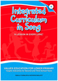 INTEGRATED CURRICULUM IN SONG for Second and Third School Years