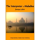 INTERPRETER OF MALADIES - Jhumpa Lahiri- WORKSHEETS