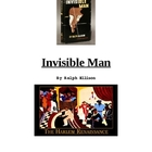 INVISIBLE MAN - Ralph Ellison - Informative Packet & Activities