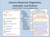 ISAT / Standardized Test-- Literary Extended Response Unit