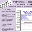 ISAT / Standardized Test--MATH &amp; PERFORMANCE TASK EXTENDED