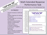 ISAT / Standardized Test--MATH & PERFORMANCE TASK EXTENDED