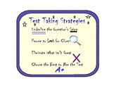 ISAT and Standardized Multiple Choice Testing Strategies- PDF