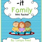 IT Word Family Mini Pack