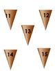 Ice Cream Count Math Activity Center