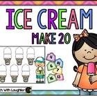 Ice Cream Make 20 Addition Game