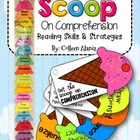Ice Cream Scoop Comprehension Strategies