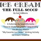 Ice Cream: The Full Scoop by Gail Gibbons