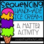 Ice Cream in a Bag Sequencing Activity