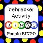 Icebreaker Activity: People Bingo {Ice Breakers}