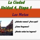 Identify places and Transportation in Spanish