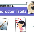 Identifying Character Traits- Interactive PowerPoint Presentation