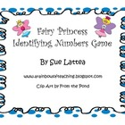 Identifying the Numbers 0-20  Fairy Princess