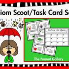Idiom Scoot/Task Card Set