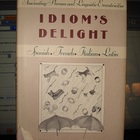 Idiom&#039;s Delight