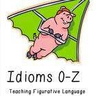 Idioms O-Z