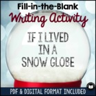 &quot;If I Lived in a Snow Globe...&quot; (Language Arts)