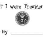 If I Were President Kinder Unit