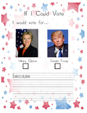 If I could vote