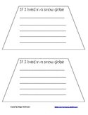 If I lived in a snow globe writing prompt