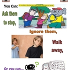 If Someone is Bothering You, You Can...(Poster/Handout Abo