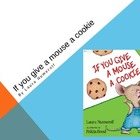 If You Give A Mouse A Cookie Power Point Story Book (Editable)
