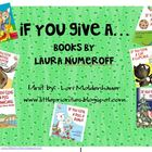 If You Give a ... Books Unit Laura Numeroff