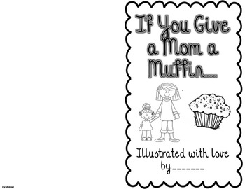 If You Give a Mom a Muffin Book {Mother's Day}