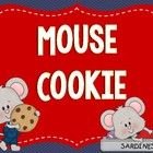 If You Give a Mouse a Cookie Pre-K and K Activities